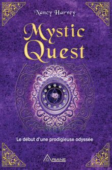 Mystic Quest, couverture