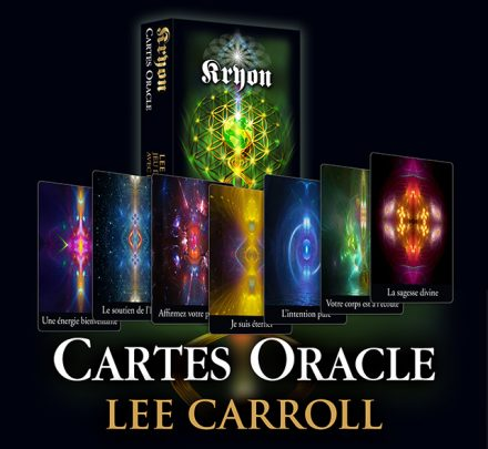 Cartes Oracle de Kryon